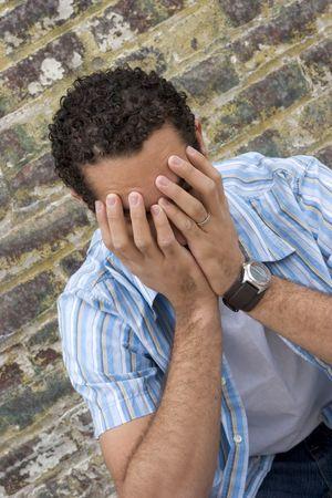 smutny mężczyzna: Sad Man