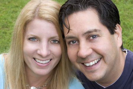 Happy Couple Stock Photo - 427864