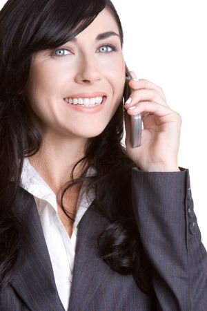 Businesswoman On Phone Stock Photo - 929491