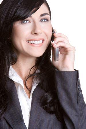 Businesswoman On Phone Stock Photo - 929491