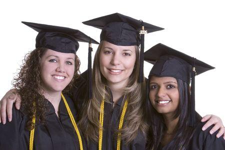 Smiling Graduates Stock Photo - 933520