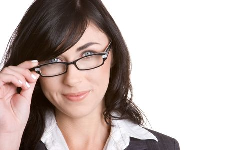 Businesswoman Stock Photo - 933533