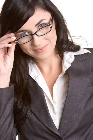 Beautiful Businesswoman photo