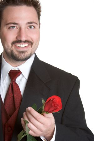 Romantic Man Stock Photo - 1015549