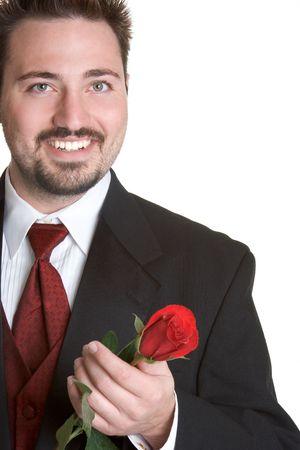 Romantic Man Stock Photo - 1015549