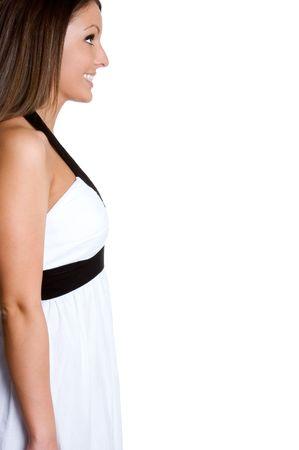 Woman Profile Stock Photo - 1015567