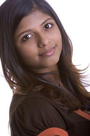 indian girl: Pretty Indian Girl