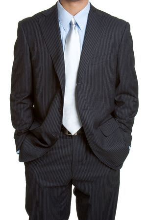 Business Suit Stock Photo