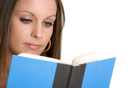 Reading Girl Stock Photo - 1209277