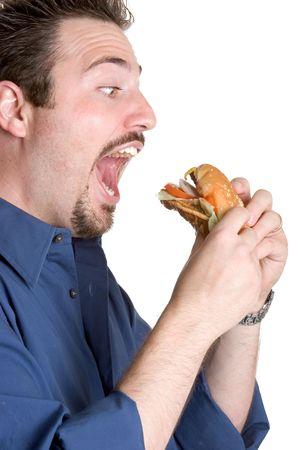 eating: Grande Morsure