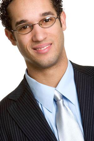 Closeup Businessman Stock Photo - 1289924