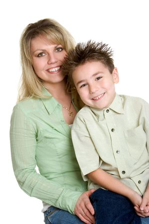 Mother and Son Stock Photo - 1358234