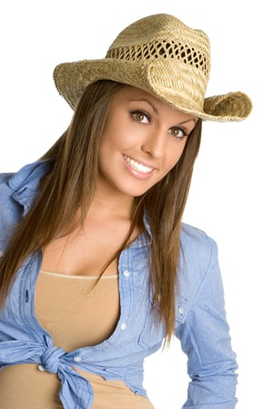 Pretty Cowgirl photo