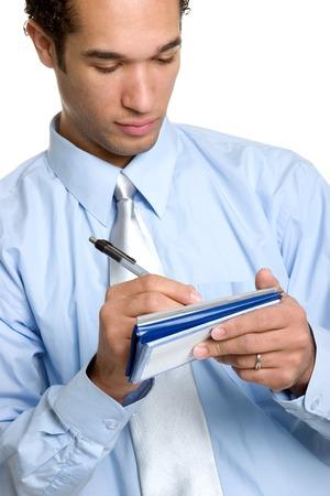 Writing Checks photo