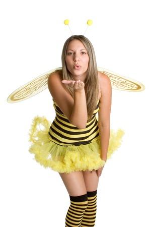 blow kiss: Bee  Costume