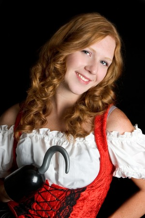 wench: Smiling Pirate