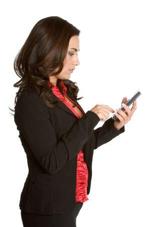 Calculator Woman Stock Photo - 1885730