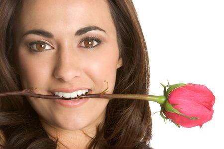 Rose Woman photo