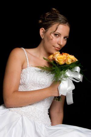 Beautiful Bride Stock Photo - 1999353