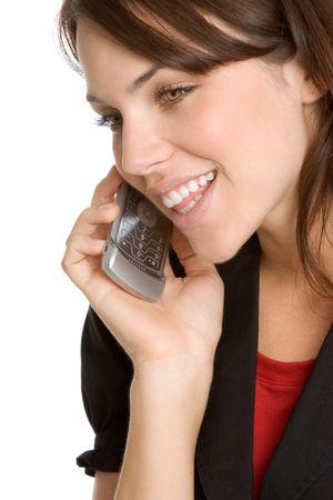 Phone Woman photo