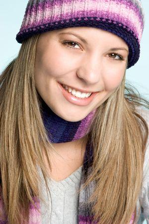 Winter Girl photo