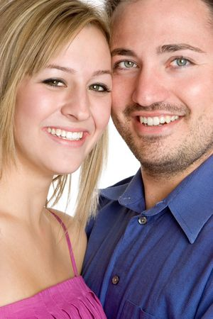 Happy Couple Stock Photo - 2204841