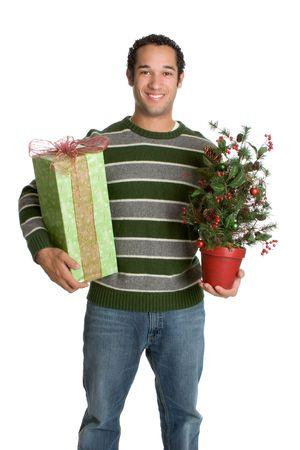 Christmas Man photo