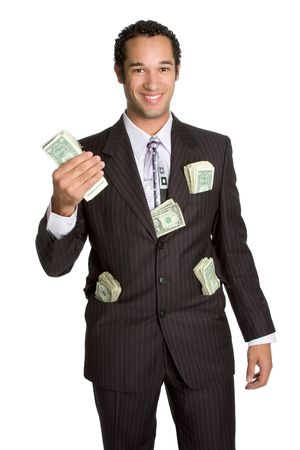 Money Businessman Stock Photo - 2204804