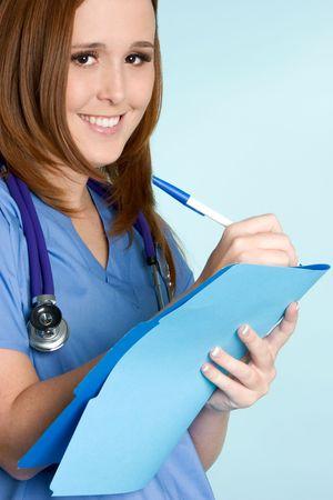 Happy Nurse photo