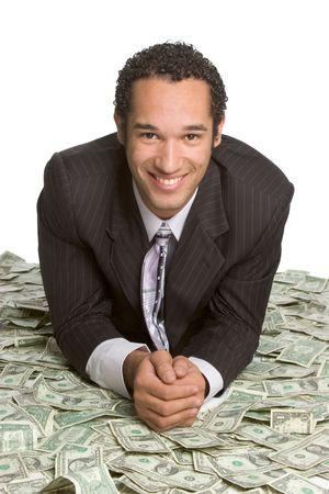 Man in Money photo