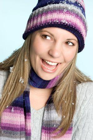 beanies: Feliz invierno Chica