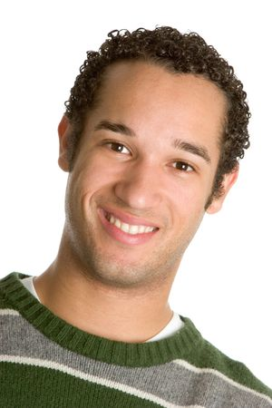 Casual Smiling Man Stock Photo - 2313389