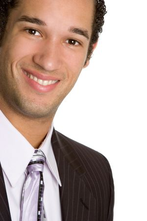 Smiling Businessman Stock Photo - 2336246