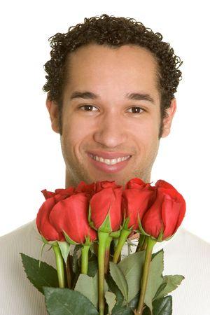 american curl: Romantic Man