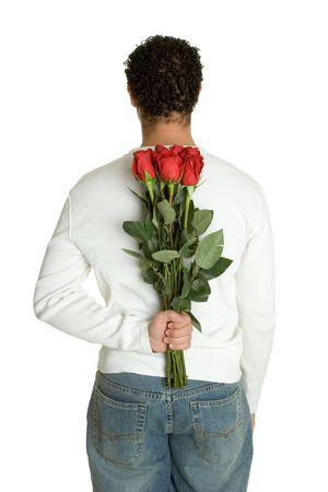 Romantic Man Stock Photo - 2441202