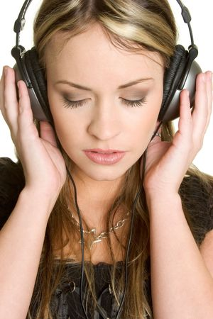 Music Teenager Stock Photo - 2444554