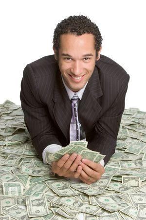 Happy Money Man photo