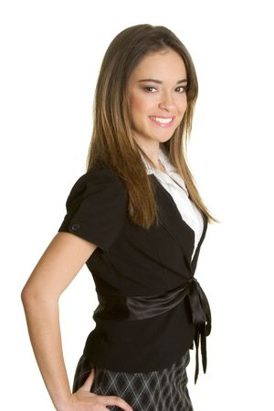 Beautiful Businesswoman Stock Photo - 2583719