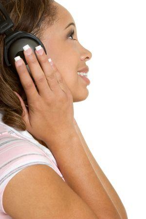 Listening to Music photo