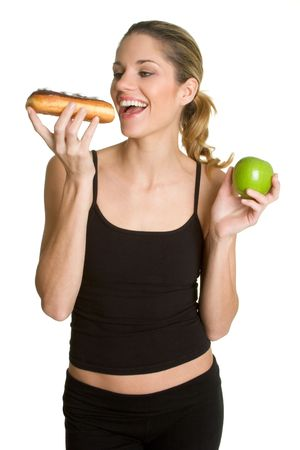 Dieting Woman Stock Photo - 2658259