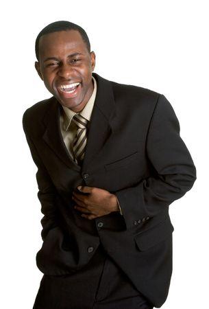 Laughing Man Stock Photo - 2736769