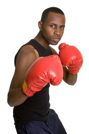 Boxing Man photo