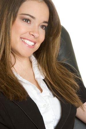 Beautiful Businesswoman Stock Photo - 2736795