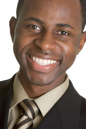 Businessman Smiling photo