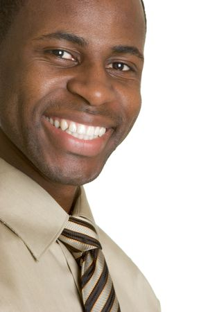 Smiling Businessman Stock Photo - 2966683
