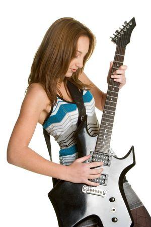 Guitar Hero Stock Photo - 2747066