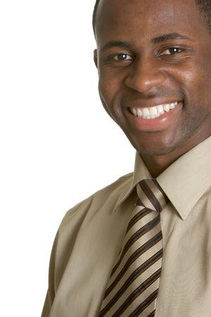 Smiling Businessman Stock Photo - 2814131
