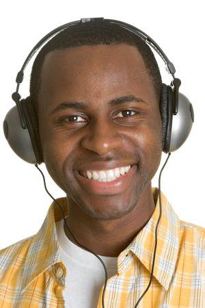 Happy Music Man Stock Photo - 2823838