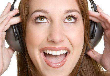 Music Teen Stock Photo - 2845729