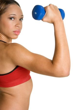 Strong Woman photo